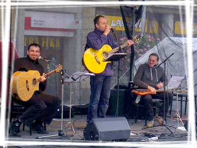 Jan Ostrov & band